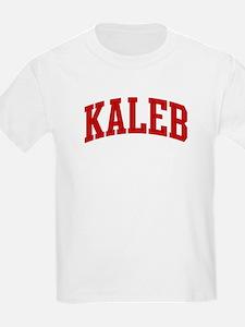 KALEB (red) T-Shirt