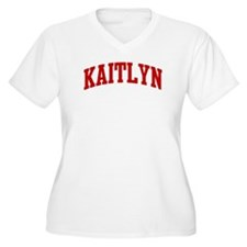 KAITLYN (red) T-Shirt