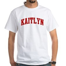 KAITLYN (red) Shirt