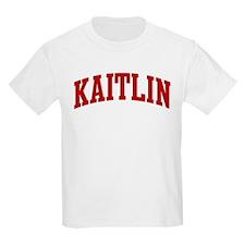 KAITLIN (red) T-Shirt