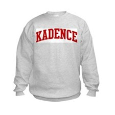 KADENCE (red) Sweatshirt