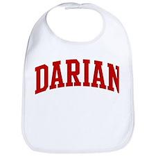 DARIAN (red) Bib