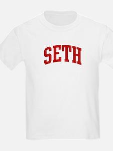 SETH (red) T-Shirt