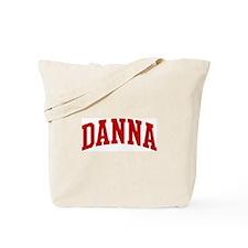 DANNA (red) Tote Bag