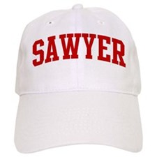 SAWYER (red) Baseball Cap