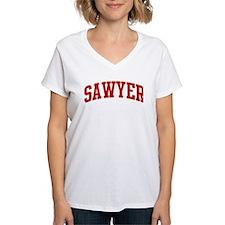 SAWYER (red) Shirt