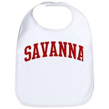 SAVANNA (red) Bib