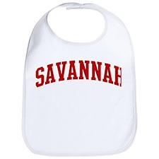 SAVANNAH (red) Bib