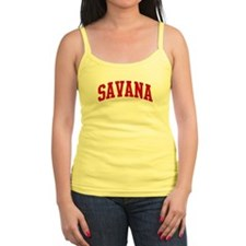 SAVANA (red) Ladies Top