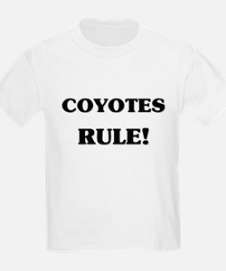 Coyotes Rule T-Shirt