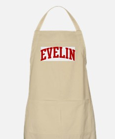 EVELIN (red) BBQ Apron
