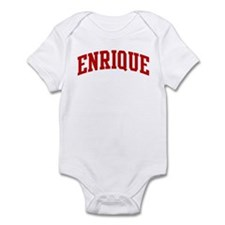 ENRIQUE (red) Infant Bodysuit