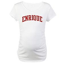 ENRIQUE (red) Shirt