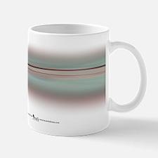 Zip + Zen in Teal Mug