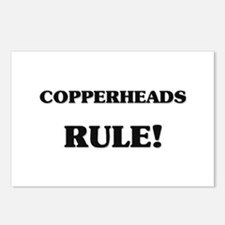Copperheads Rule Postcards (Package of 8)