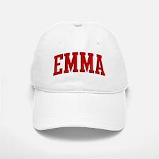 EMMA (red) Baseball Baseball Cap
