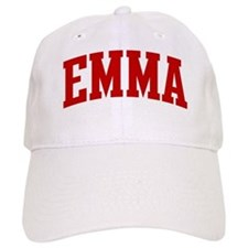 EMMA (red) Baseball Cap