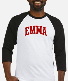 EMMA (red) Baseball Jersey