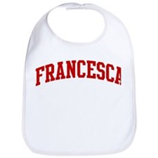 FRANCESCA (red) Bib