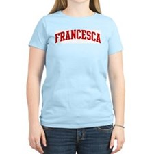 FRANCESCA (red) T-Shirt