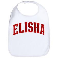 ELISHA (red) Bib