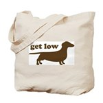 Get Low Tote Bag