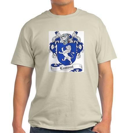 Lamont Ash Grey T-Shirt