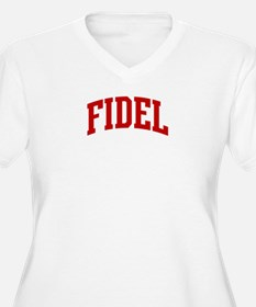 FIDEL (red) T-Shirt