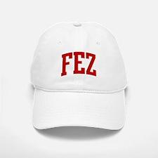 FEZ (red) Baseball Baseball Cap