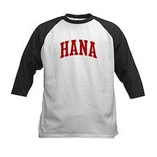 HANA (red) Tee