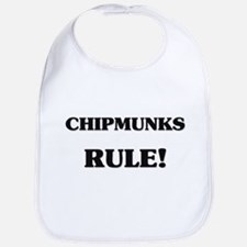 Chipmunks Rule Bib