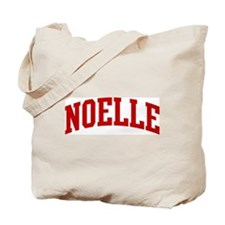 NOELLE (red) Tote Bag