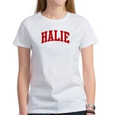 HALIE (red) Tee