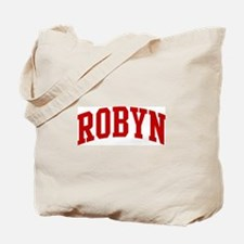 ROBYN (red) Tote Bag