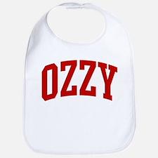 OZZY (red) Bib
