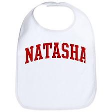 NATASHA (red) Bib