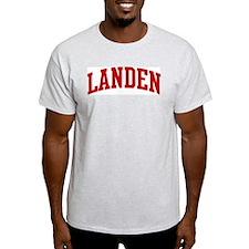 LANDEN (red) T-Shirt