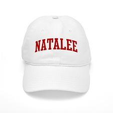 NATALEE (red) Baseball Cap
