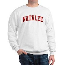 NATALEE (red) Sweatshirt