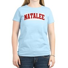 NATALEE (red) T-Shirt