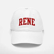 RENE (red) Baseball Baseball Cap