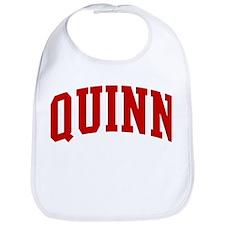 QUINN (red) Bib