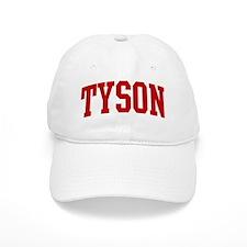 TYSON (red) Baseball Cap