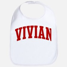VIVIAN (red) Bib