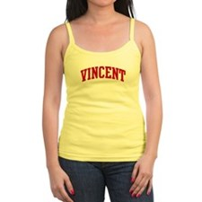 VINCENT (red) Tank Top