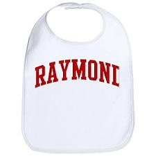RAYMOND (red) Bib