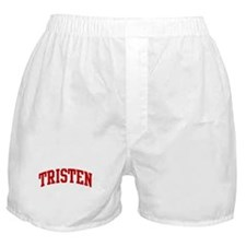 TRISTEN (red) Boxer Shorts