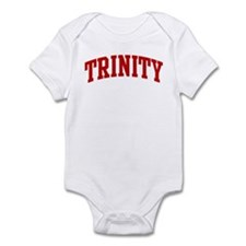 TRINITY (red) Infant Bodysuit