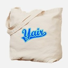Retro Yair (Blue) Tote Bag