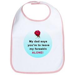 Gentle reminder (dad) Bib